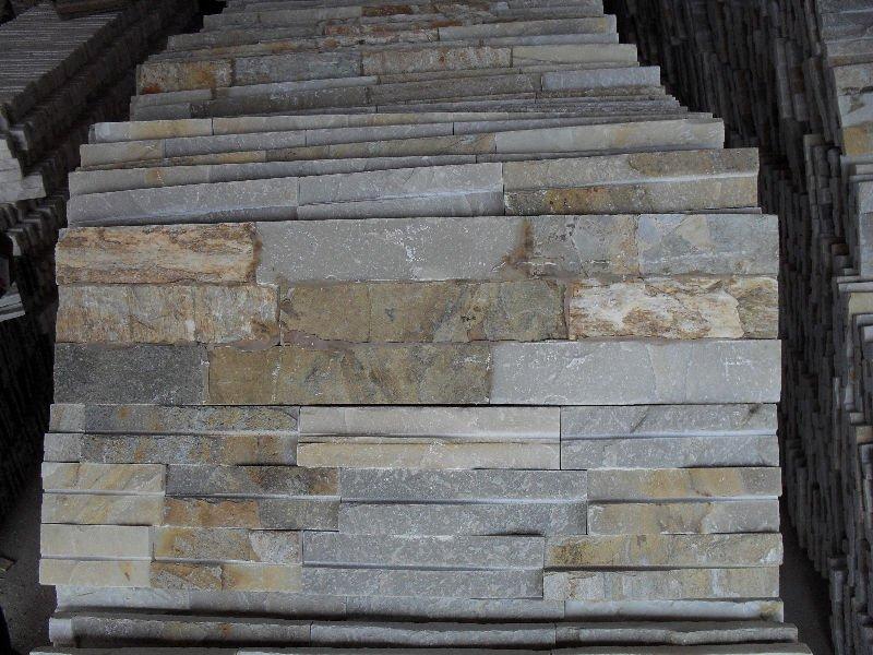 Negro de piedra en bruto revestimiento de la pared pizarra - Revestimiento de paredes imitacion piedra ...