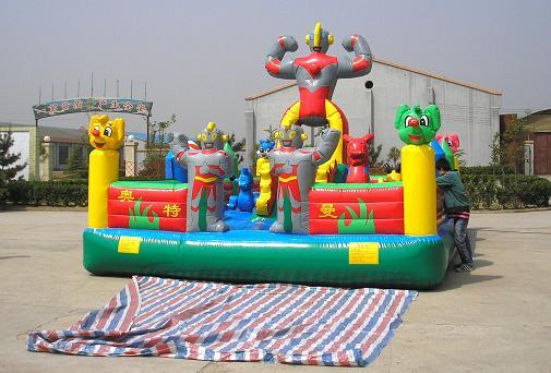 Beauty Inflatable Aoteman Bouncer Buy