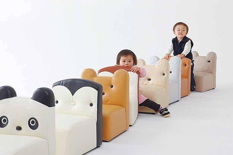 Japanese Childrens sofa Frog