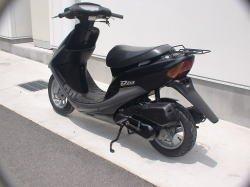 2000 دراجة نارية مستعملة honda dio الدراجات