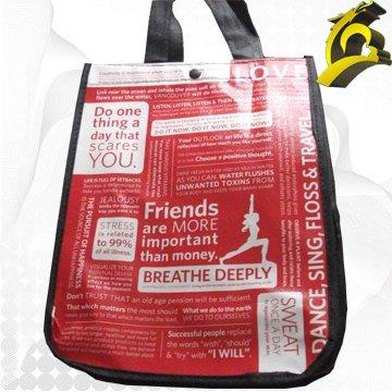 Non woven shopping bag
