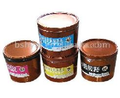 Resin offset printing ink