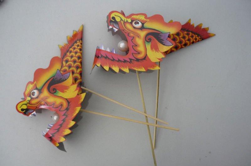 Сделать дракона своими руками ребенку