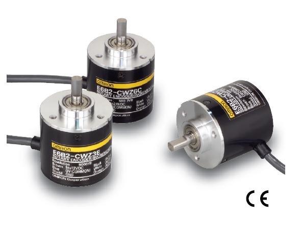 (3)E6A2-CS3E 200P/R 2M/ Rotary Encoder