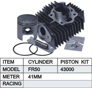 2 stroke engine dt125 cylinder